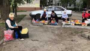 Рынок брянских бабушек-капиталисток показал невероятную живучесть