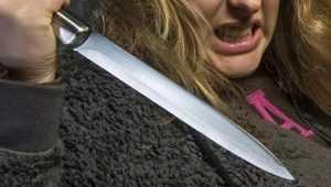 В Комаричах осудили женщину, убившую сожителя одним ударом ножа