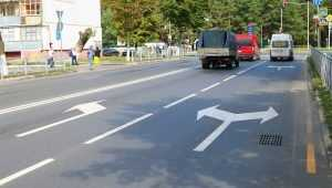 Власти Брянска раскритиковали ремонт дороги на улице Рылеева