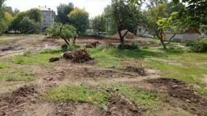 В Брянске начали строительство трех новых яслей