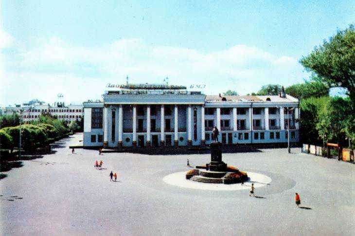 Дворец культуры БМЗ