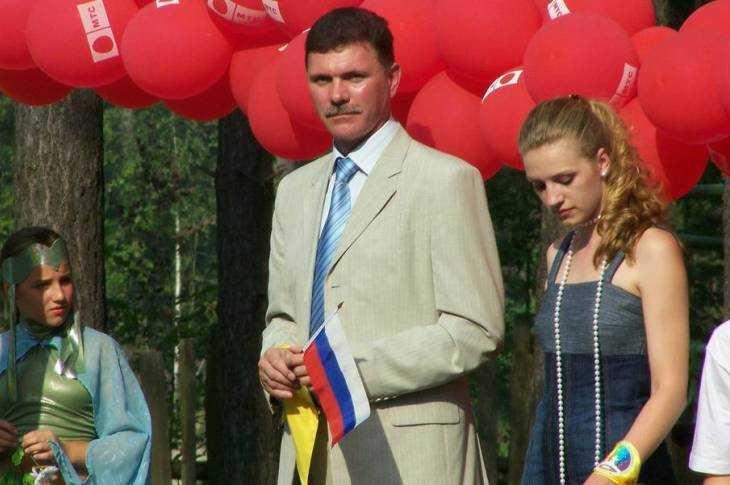 Таким был глава Фокинского района Брянска Валерий Мануев в 2007 году