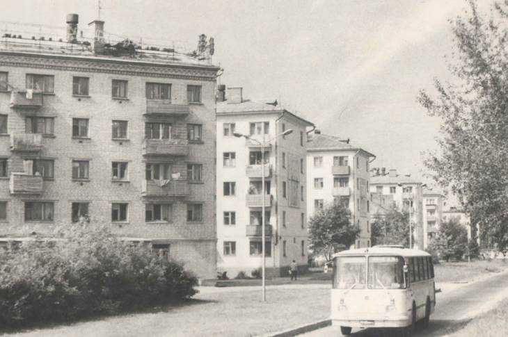 Брянск, Московский проспект, автобус №17