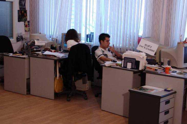 Брянская телекомпания «60–й канал» в 2007 году