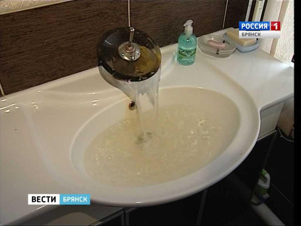 Жители брянской Ковшовки пожаловались на плохую воду