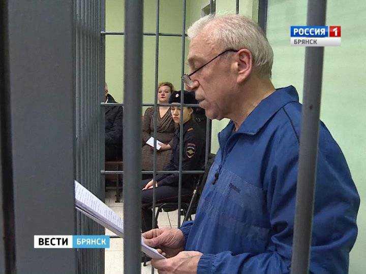 Бывшему руководителю управления ветеринарии Брянской области вынесли приговор за взятку
