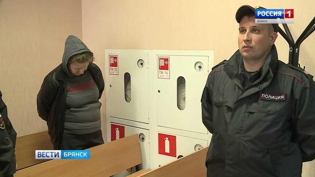 В Брянске вынесен приговор убийцам пожилых женщин