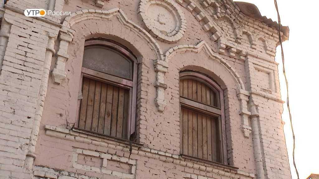 В Брянске отреставрируют здание канатной фабрики