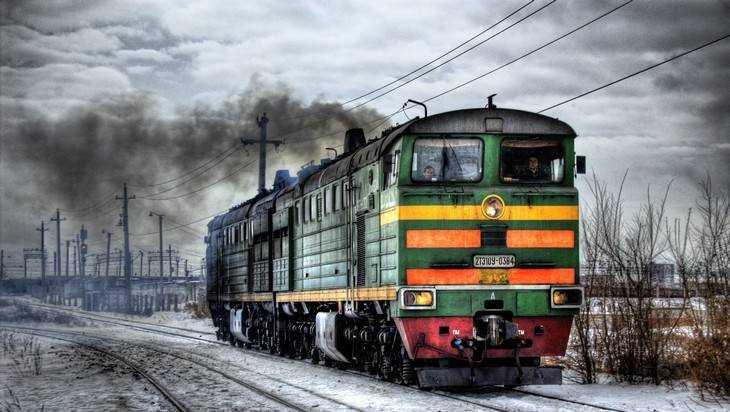 На брянской железной дороге стало меньше несчастных случаев
