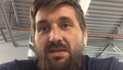 Минаков рассказал о своем первом поражении