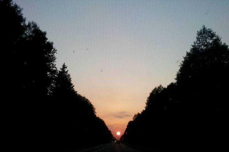 Деваться некуда — село в Брянске