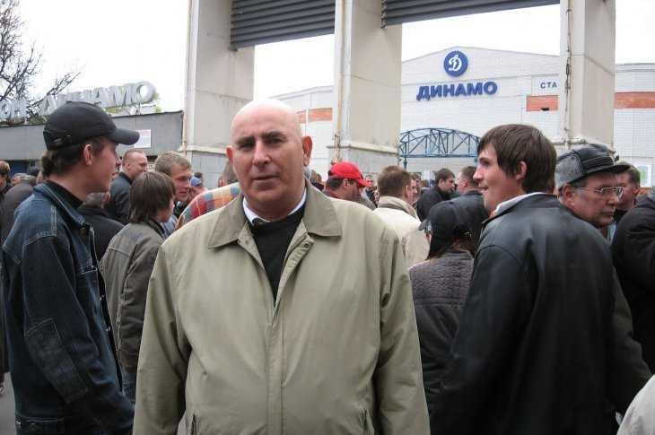 Рабочий депутат Василий Шандыбин