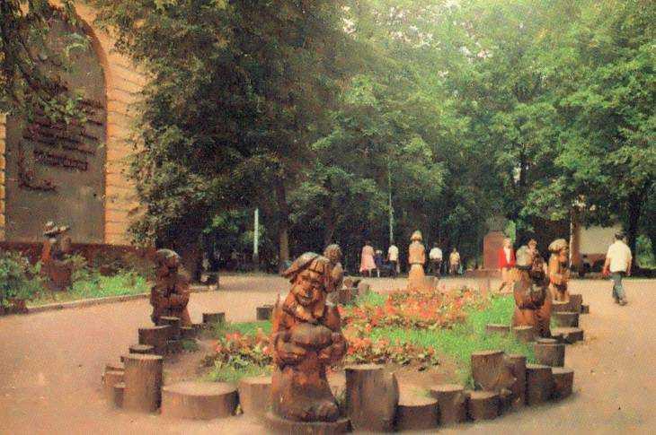 Брянский парк имени Алексея Толстого